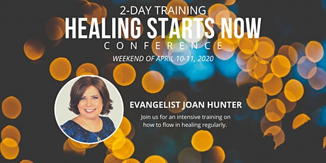 Healing Starts Now   2-Day Leadership Training in Healing tickets