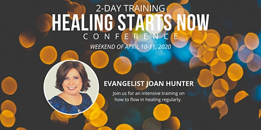 Healing Starts Now | 2-Day Leadership Training in Healing