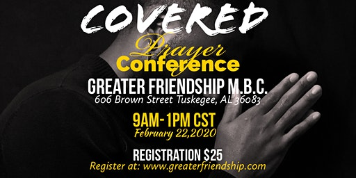 Covered Prayer Conference