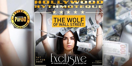Hollywood Milano Sabato 1 Febbraio 2020 - ✆ 3332434799 tickets
