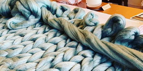 Chunky Knit Workshop tickets