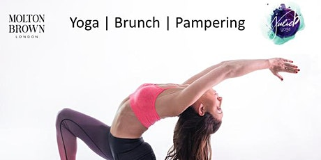Yoga, Brunch & Pampering with Molton Brown and Julie B Yoga tickets