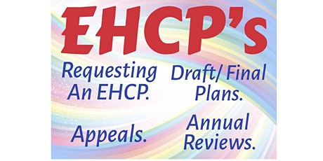 EHCP's- Over 2 day's. Choose to attend 1 or both days. tickets