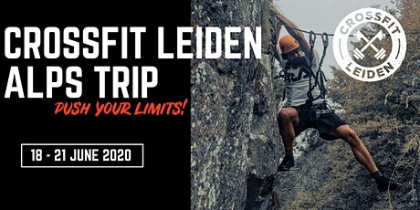 CrossFit Leiden Alps Trip (members only) Tickets
