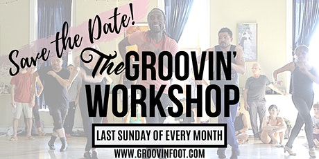Groovin' Foot Workshop - Feb 2020 tickets