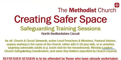 Creating Safer Space Refresher Training tickets