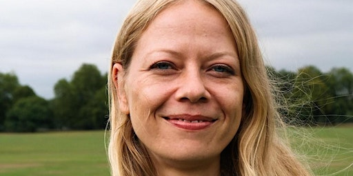 Talk: Sian Berry, Co-Leader Green Party
