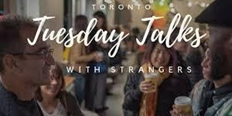 Tuesday Talks with Strangers - Perspectives on Mental Health #14 tickets