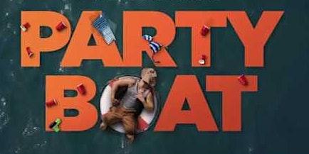 #Miami Party Yacht-