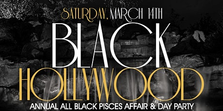 EVENT POSTPONED!!! Saturday March 14th Black Hollywood All Black Day Party @ DL • No Cover before 5 PM with RSVP tickets