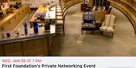 Nathalie Virem Foundation's first networking event tickets
