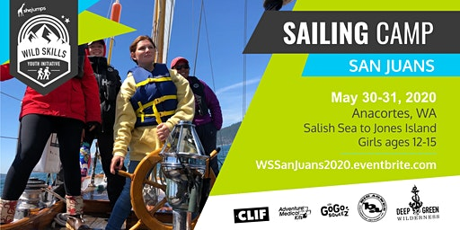 WA Wild Skills Sailing Camp: San Juan Islands
