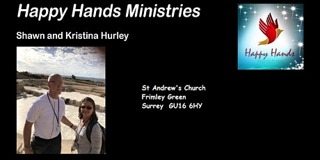 Healing, Ministry and Outreach Training Day tickets