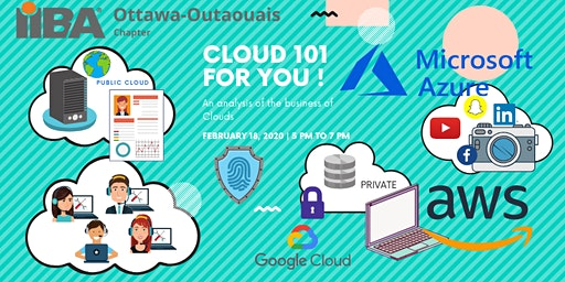 February Meeting | Cloud 101: An analysis of the business of Clouds