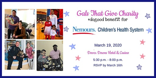 #dogood Benefit for Nemours Alfred I. duPont Hospital for Children