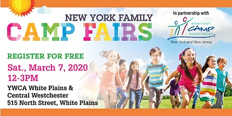 Westchester Family 2020 Camp Fair – White Plains, NY tickets