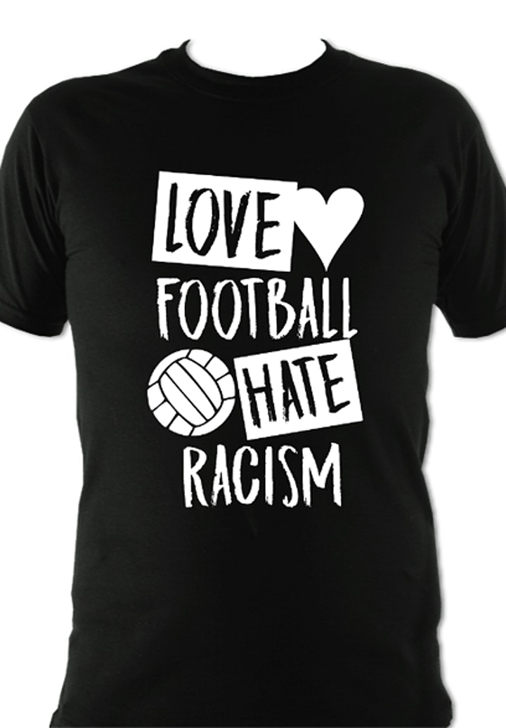 Love Vale Hate Racism - POSTPONED CHECK FOR NEW LATER image