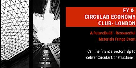 FutureBuild Resourceful materials Fringe Event tickets