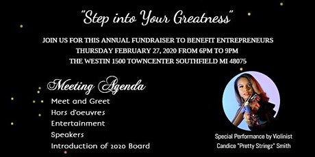 Annual Evening of Inspiration: Step Into Your Greatness tickets