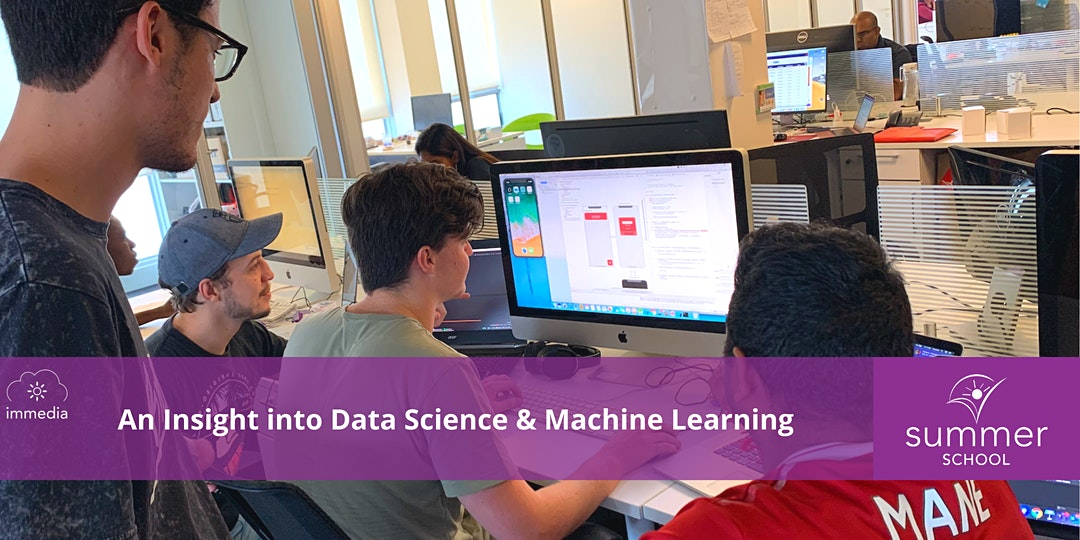 Summer School Open Night: An Insight into Data Science & Machine Learning