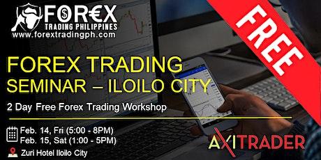 Free Forex Trading Seminar in Iloilo City tickets