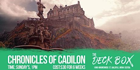 Chronicles of Cadilon: Sunday Season 5 tickets