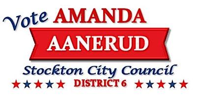 Amanda Aanerud for City Council District 6 Campaign Fundraiser