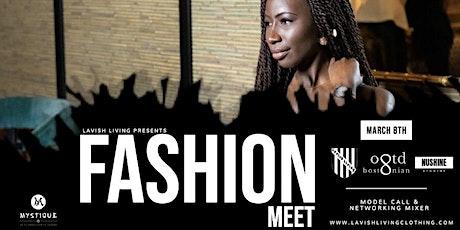 Fashion Meet tickets