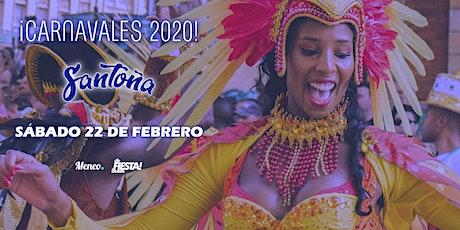 CARNAVALES SANTOÑA 2020 entradas