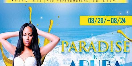 PARADISE IN ARUBA tickets