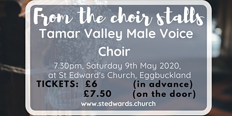 Tamar Valley Male Voice Choir - in Concert tickets
