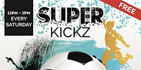 Super Kickz Children's Football Sessions tickets