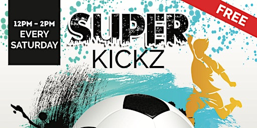 Super Kickz Children's Football Sessions