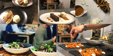 Herts Supperclub - Wild Seasoning Kitchen at The Old Rectory Farm tickets