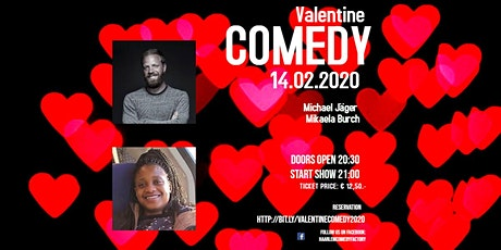 Haarlem Valentine Comedy  tickets