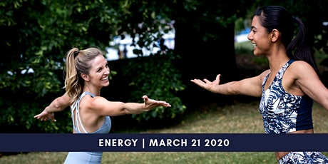 ENERGY with Maude & Jenna tickets