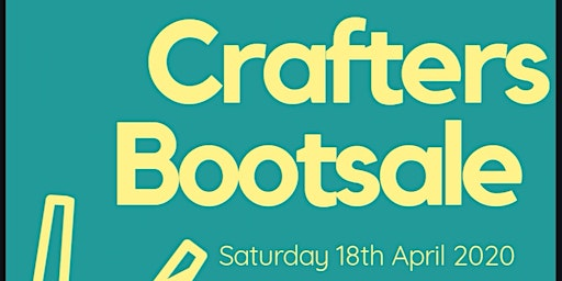 Crafters Bootsale