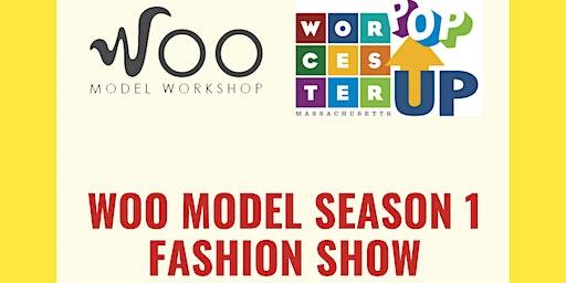 WOOMODELWORKSHOP Seaon 1 Fashion show