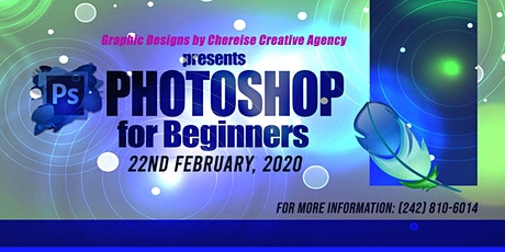 Photoshop for Beginners (Bahamas) tickets