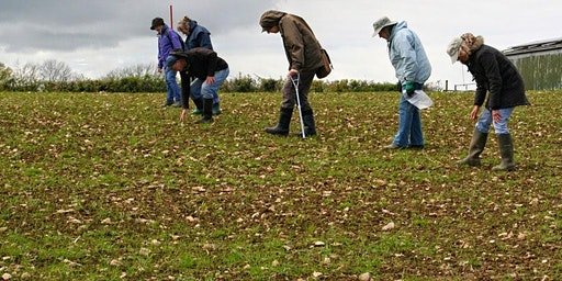 Young Archaeologists Club - Group B: Field walking in Southwell