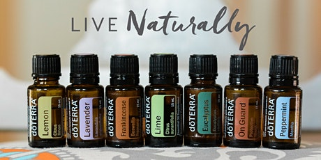 Essential Oils for Everyday Living tickets