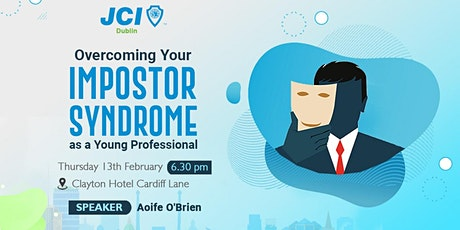 Overcoming Your Impostor Syndrome as a Young Professional tickets