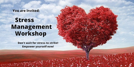 Stress Management Workshop Wed 26 Feb. 1800-1930. Freedom Works, Gatwick tickets