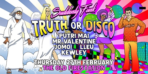 Suddenly Funk: Truth or Disco