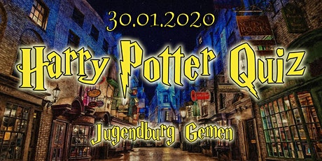 Harry Potter Quiz - Jugendburg Gemen tickets
