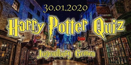 Harry Potter Quiz - Jugendburg Gemen