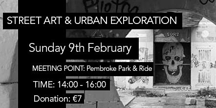 Street Art and Urban Exploration