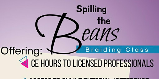 Spilling The Beans! : Adding Hair