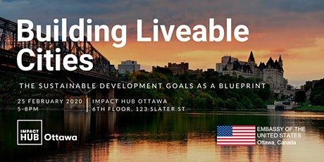 Building Liveable Cities: The Sustainable Development Goals as a Blueprint tickets