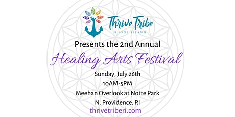2nd Annual Healing Arts Festival tickets